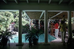 Slim Aarons Estate Edition - Pool In Jamaica