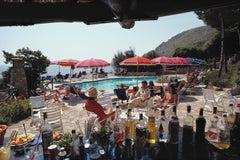 Slim Aarons Estate Edition - Poolside Bar