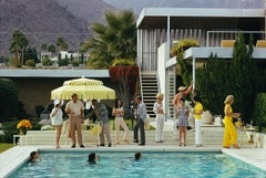 Slim Aarons - Estate Edition - Poolside Party