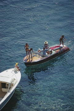 Slim Aarons Estate Edition - Porto Ercole