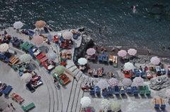 Slim Aarons Estate Edition - Positano Beach