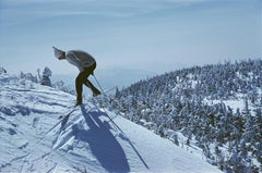 Slim Aarons Estate Edition - Sugarbush Skiing