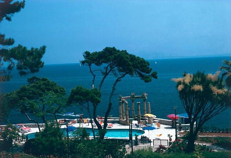 Slim Aarons Estate Edition - Taormina - Photograph by Slim Aarons
