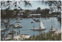 Slim Aarons  Estate Edition - The Royal Hamilton Amateur Dinghy Club
