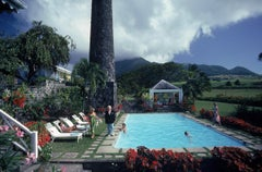 Slim Aarons Estate Edition -  The Walwyns At Home