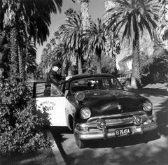 Slim Aarons Estate Print - Beverly Hills Cop 1952