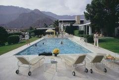 Slim Aarons Estate Print - Kaufmann Desert House 1970