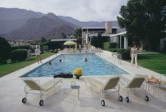Slim Aarons Estate Print - Kaufmann Desert House 1970 - Oversize