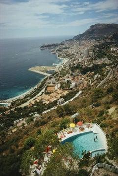 Slim Aarons Estate Print - Roquebrune-Cap-Martin 1970 - Oversize