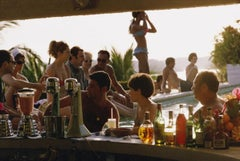 Slim Aarons Estate Print - Vila Vera 1968 - Oversize