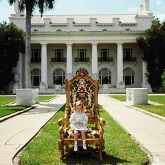 Slim Aarons, Family Chair (Slim Aarons Estate Edition)
