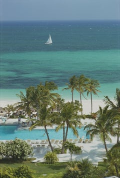 Slim Aarons Freeport Beach Bahamas (Slim Aarons Estate Edition)