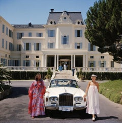 Slim Aarons - Hotel Du Cap-Eden-Roc - Estate Stamped