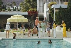 Slim Aarons 'Kaufmann Desert House' (Poolside Series,Slim Aarons Estate Edition)