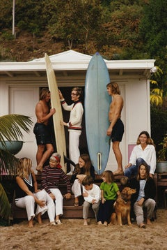 Slim Aarons, Laguna Beach Surfers (Estate Edition)