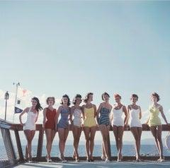 Slim Aarons 'Lake Tahoe Ladies'