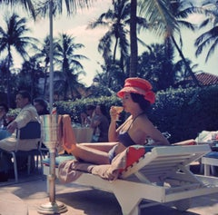 Slim Aarons, Leisure and Fashion, Colony Hotel, Palm Beach