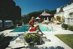 Slim Aarons, Lillian Crawford Palm Beach, 1970