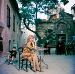 Slim Aarons, Melina Mercouri (Estate Edition)