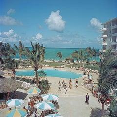 Slim Aarons, Nassau Beach Hotel (Slim Aarons Estate Edition)
