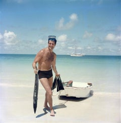 Slim Aarons - O'Brians Catch - Estate Stamped