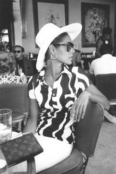 Slim Aarons 'Palm Bay Club' (Slim Aarons Estate Edition)