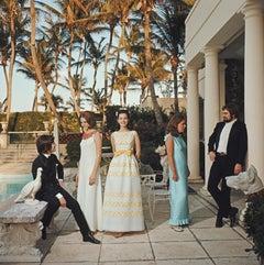 Slim Aarons, Palm Beach Debutantes (Slim Aarons Estate Edition)