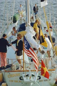 Slim Aarons 'Party In Bermuda' (Aarons Estate Edition)