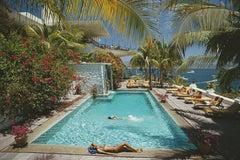 Slim Aarons, Pool At Las Hadas