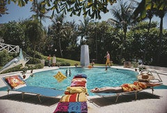 Slim Aarons 'Pool at the Four Winds' (Slim Aarons Estate Edition)