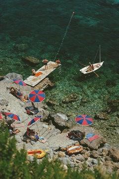 Slim Aarons 'Porto Ercole' Italy (Slim Aarons Estate Edition)