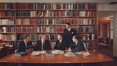Slim Aarons 'Rockefeller Brothers' (Slim Aarons Estate Edition)