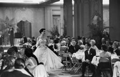 Slim Aarons, Saks Fifth Avenue Fashion Show