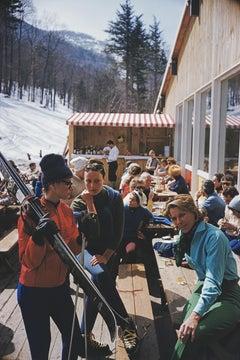 Slim Aarons, Ski Fashion At Sugarbush