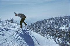 Slim Aarons, Skiing at Sugarbush
