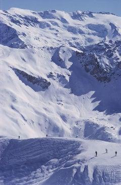 Slim Aarons, Skiing In Sugarbush Vermont (Estate Edition)