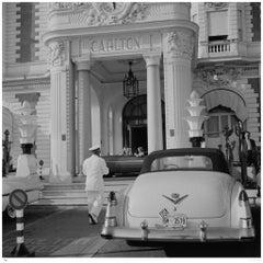 Slim Aarons - The Carlton Hotel - Estate Stamped