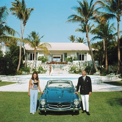 Slim Aarons 'The Fullers'