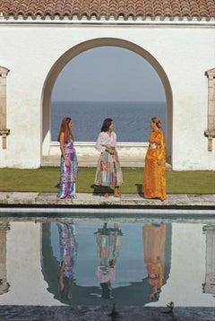 Slim Aarons, Three Women, Hostal de La Gavina (Estate Edition)