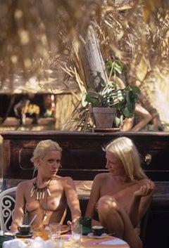 Slim Aarons 'Topless in Saint-Tropez' (Aarons Estate Edition)