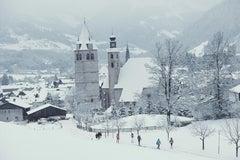 Slim Aarons, Tyrolean Churches (Slim Aarons Estate Edition)