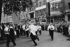 Soho Waiters' Race (1955) - Slim Aarons- Limited Estate Stamped