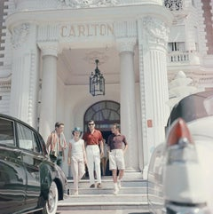Staying At The Carlton (1958) Limited Estate Stamped - Giant