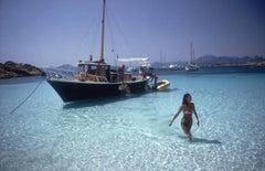 'Yachting Trip'  SLIM AARONS ESTATE Print