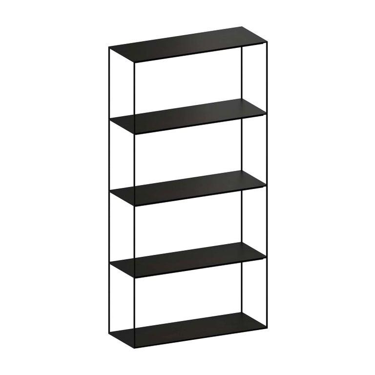 Slim Irony Bookshelf For Sale