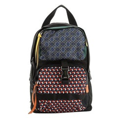 Sling Backpack Tessuto Small