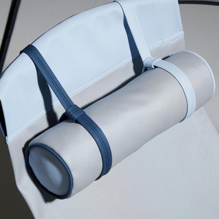 Sling Outdoor Hanging Swing Seat, Vegan Enviro Friendly For Sale 9