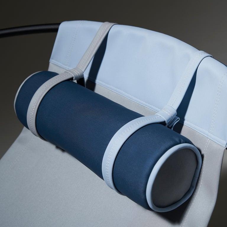 Steel Sling Outdoor Hanging Swing Seat, Vegan Enviro Friendly For Sale
