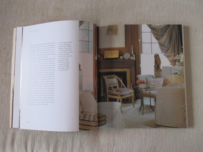 Mid-Century Modern Slipcovers Softcover Book by House Beautiful For Sale