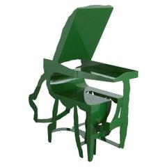 """""""Slipova"""" Sculptural Chair by Serban Ionescu, 2019"""